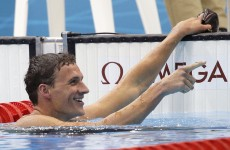 YouTube Top 10: because Ryan Lochte is very good at swimming, very bad at interviews