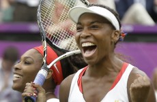Williams sisters win historic fourth gold medals