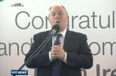 Patients angered by Michael Ring's Olympic homecoming comments