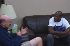 VIDEO: This is the excruciating meeting in which Chad 'Ochocinco' was cut by the Dolphins