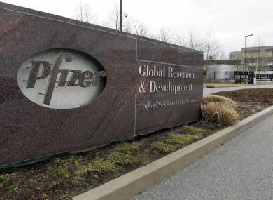 Pfizer is one of the companies which has ceased trials on the drug