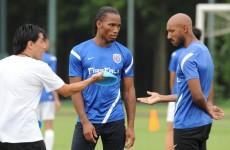 Boardroom battle: Drogba, Anelka face uncertain future in China