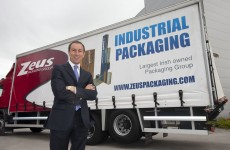 Packaging company projects €100m in revenue next year