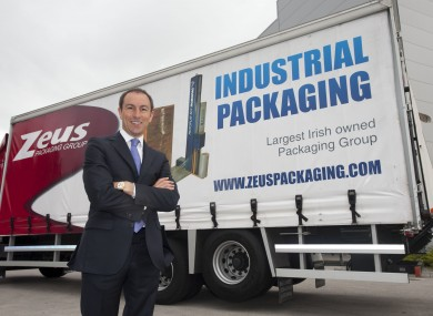 Brian O'Sullivan, CEO Zeus Packaging Group