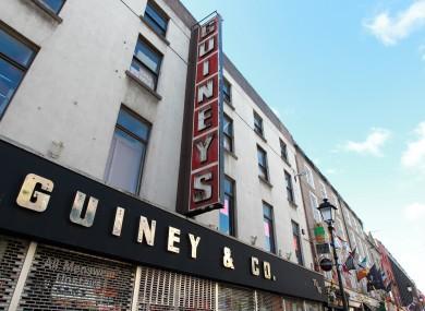 Guineys & Co on Talbot Street