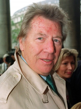 Max Bygraves in 1992
