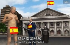 VIDEO: What's happening with protests in Spain? Taiwanese animation explains it all