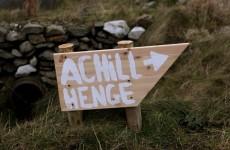 Achillhenge still standing, despite court order