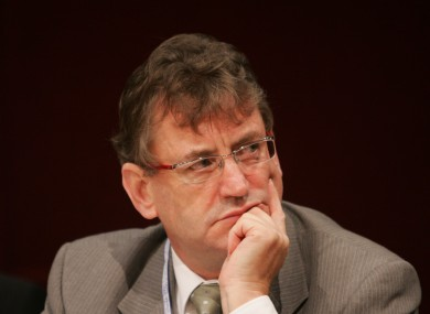 Professor Alan Reilly, Chief Executive of Food Safety Authority of Ireland