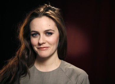 Alicia Silverstone: concerned about the environmental impact of her sex toys.