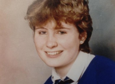 Caroline Graham was 19 years old and living with her boyfriend in Portadown when she was last seen in 1989.