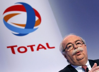 Christophe de Margerie of Total Oil decided this week that he did not want to take the chance of a spill in the Arctic.