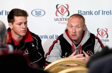 Pro12: Doak calling on Ulster young guns to keep the winning streak
