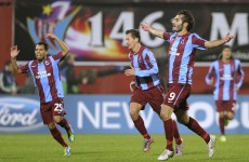 Turkish Delight: Drogs to host Trabzonspor