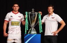 Rugby chief hoses down Heineken Cup breakaway speculation