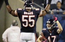 NFL: Defence leads Bears to fourth straight win
