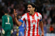 Falcao wants to play in the Premier League like his hero Tino Asprilla