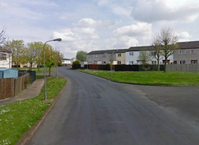 The Parkmore area of Craigavon (File photo)