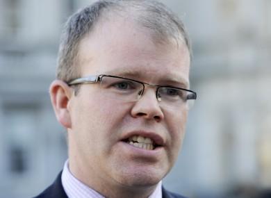 Sinn Fein Enterprise Spokesperson Peadar Toibin