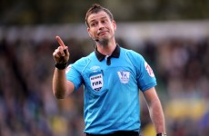 Chelsea lodge official complaint against referee Mark Clattenburg