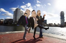 Call for Anglo musical to be brought stateside… with Seán Fitzpatrick puppet in tow