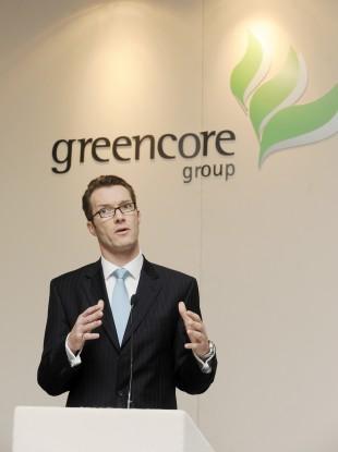 Chief Executive of Greencore, Patrick Coveney.