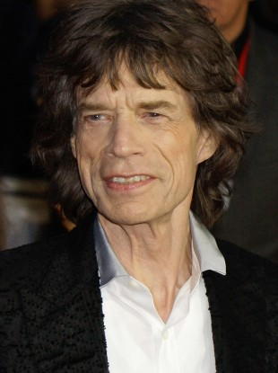 Mick Jagger pictured in October