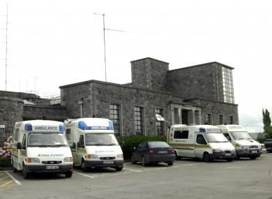 The old Tullamore Hospital (file photo).