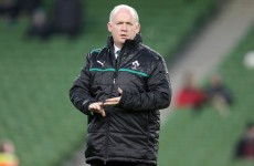 Declan Kidney: We'll take positives from Springboks defeat