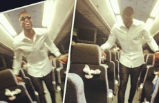Dwyane Wade escalates the NBA fashion wars, wears the tightest skinny jeans in sport history