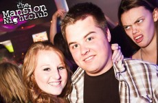 Pics: Is this the best nightclub photobomber in the world?