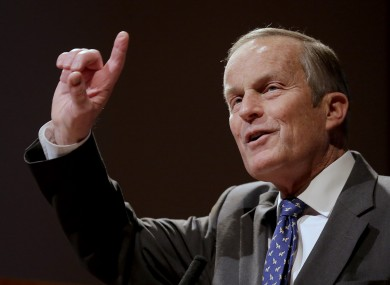 Todd Akin made worldwide headlines with his controversial remarks.