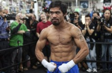 Manny Pacquiao: Bad decisions are just a part of boxing