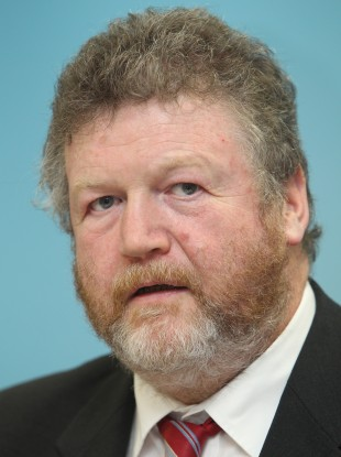 Minister for Health James Reilly (file photo)