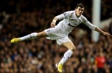I am not a diver, insists Tottenham's Gareth Bale