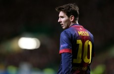 File under obvious: Messi favourite for record fourth Ballon d'Or