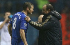 Up for the cup: Rafa Benitez anticipates Swansea showdown