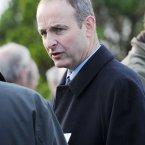 Fianna Fáil leader Mícheál Martin.