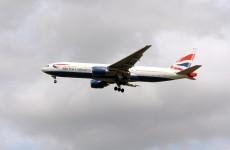 BA flight makes precautionary landing at Shannon Airport