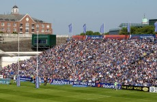 I was there: Leinster's heartbreaking RaboDirect Pro12 final defeat
