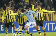 As it happened: Borussia Dortmund v Manchester City, Champions League