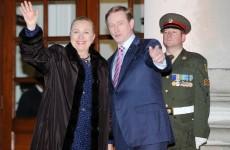 Anti-war protest planned outside OSCE dinner at Dublin Castle