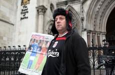 London High Court quashes original verdicts into 96 deaths at Hillsborough