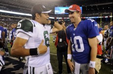 Sports chart of the day: Why there's still time for Mark Sanchez to improve