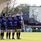 While Paddy Madigan never won a full Ireland cap he did go on to become president of the IRFU. Image: INPHO/Dan Sheridan