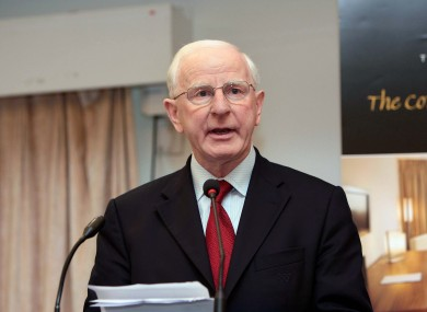 Pat Hickey said the competition was not intended to rival the Olympics.