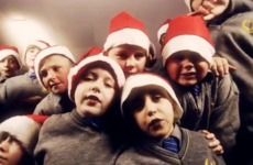 The best, baddest Irish Christmas video you'll see today