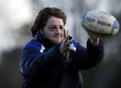 Shane Byrne believes Leinster are Clermont's hoodoo side.