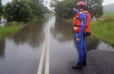 Australians clean up after floods