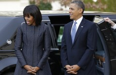 Watch live: Barack Obama is inaugurated as US president for the second time